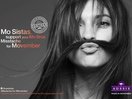 Ladies, Show off Your 'Misstaches' This Movember with Aussie Haircare