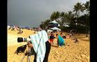 Beach test