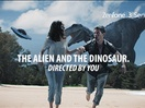SuperHeroes Amsterdam's 'The Alien and the Dinosaur' is Directed by You